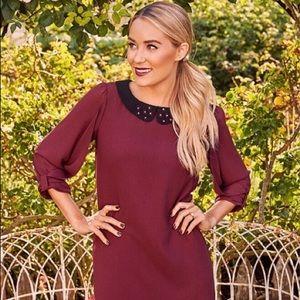 Lauren Conrad dress 🍁